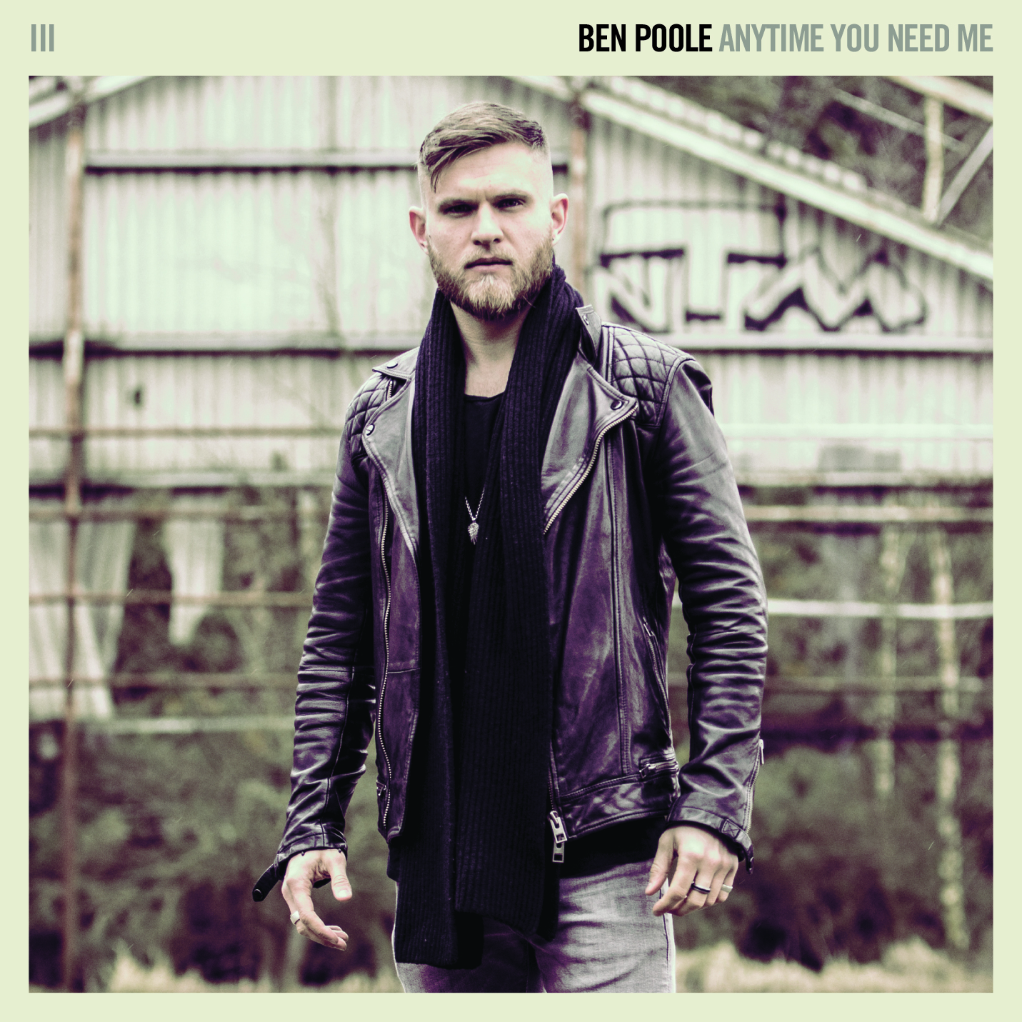 Ben Poole - 'Anytime You Need Me'