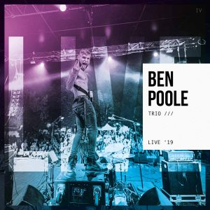 Ben Poole Trio Live Album 19