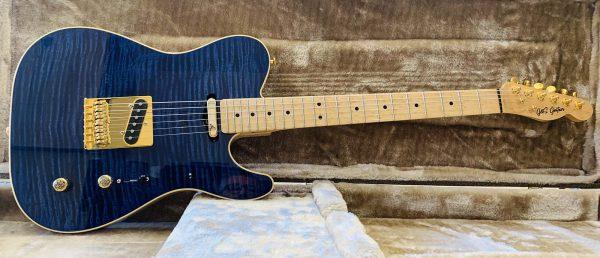 Ben Poole signature guitar