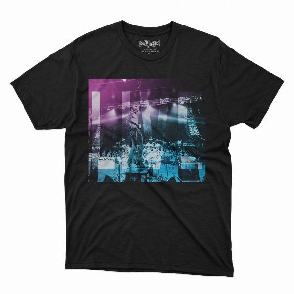 """""""TRIO ///LIVE"""" T-SHIRT (LIMITED EDITION)"""